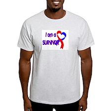 I AM A CHD SURVIVOR T-Shirt