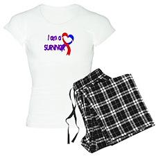 I AM A CHD SURVIVOR Pajamas