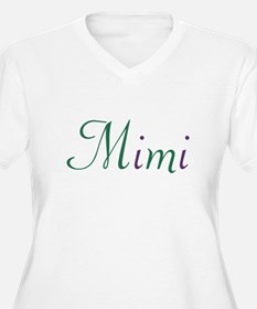 Mimi Green & Purple T-Shirt