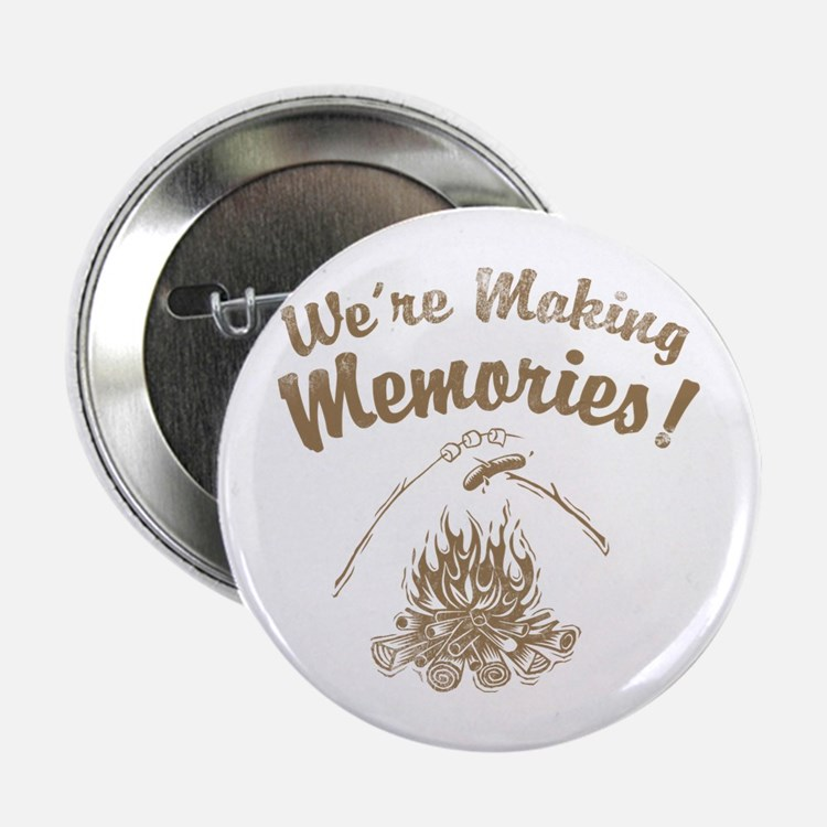 """We're Making Memories! 2.25"""" Button (100 pack)"""