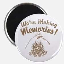 We're Making Memories! Magnet