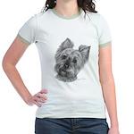 Yorkshire Terrier Jr. Ringer T-Shirt