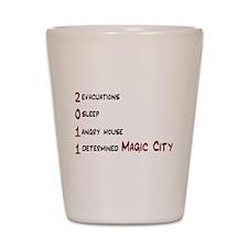 2011 Magic City Shot Glass