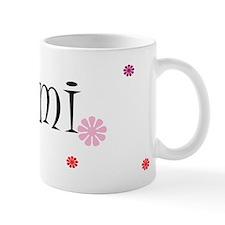 Mimi With Flowers Mug