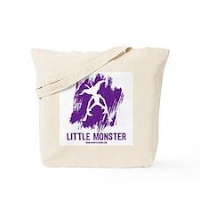 Little Monster - Purple Tote Bag