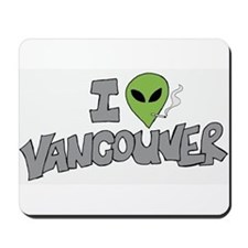 Vancouver Love (Jose Chung st Mousepad