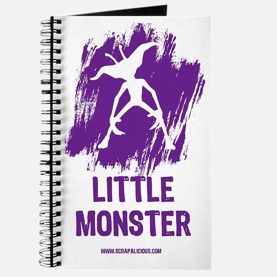 Little Monster - Purple Journal