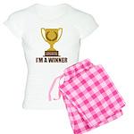 I'm A Winner Women's Light Pajamas