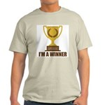 I'm A Winner Light T-Shirt
