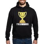 I'm A Winner Hoodie (dark)