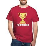I'm A Winner Dark T-Shirt
