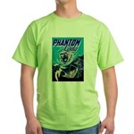 Phantom Lady Negative Green T-Shirt