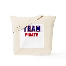 Team Pirate Tote Bag