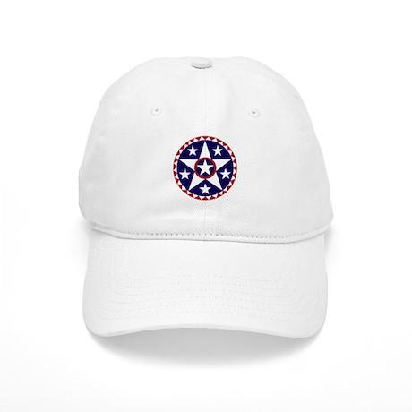Patriotic Lucky Stars Cap
