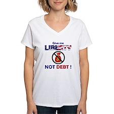 Liberty not Debt Shirt