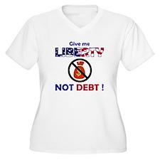 Liberty not Debt T-Shirt