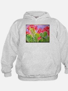 Cactus, southwest art, Hoodie