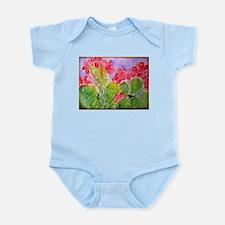 Cactus, southwest art, Infant Bodysuit