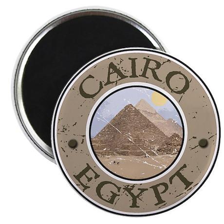 Cairo, Egypt Magnet