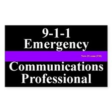 9-1-1 Ecp P&w Decal