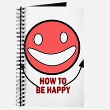 How to be Happy Journal
