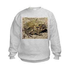 toadly in love Sweatshirt