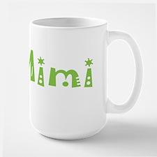 Green Mimi Mug
