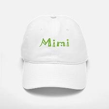 Green Mimi Baseball Baseball Cap