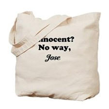 Innocent? Tote Bag