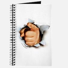 Finger Burster Journal