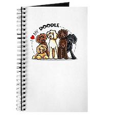 Love Labradoodles Journal