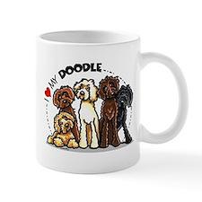 Love Labradoodles Mug