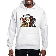 Love Labradoodles Jumper Hoody