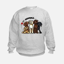 Love Labradoodles Sweatshirt