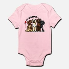 Love Labradoodles Infant Bodysuit