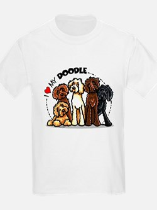 Love Labradoodles T-Shirt