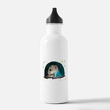 Spaceship Abby Water Bottle