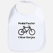 Unique Paddle faster Bib