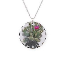 Nevada cactus Necklace