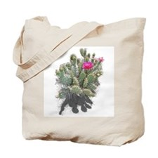Nevada cactus Tote Bag
