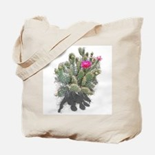 Nevada cactus Tote Bag