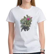 Nevada cactus Tee