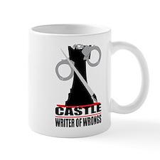 Castle: Writer of Wrongs Mug