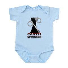 Castle: Writer of Wrongs Infant Bodysuit