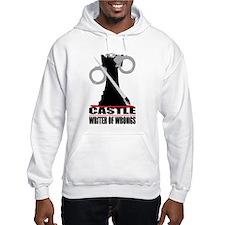 Castle: Writer of Wrongs Hoodie