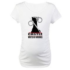 Castle: Writer of Wrongs Shirt