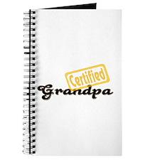 Certified Grandpa Journal