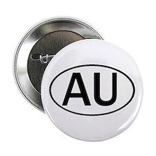 """AUSTRALIA OVAL STICKERS & MOR 2.25"""" Button"""
