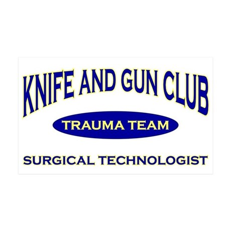 Knife & gun club (also light 38.5 x 24.5 Wall