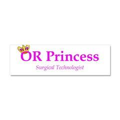OR Princess ST Car Magnet 10 x 3
